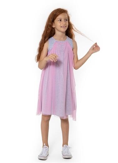 Colorinas Colorinas Sevendays  Kız Çocuk Elbise Pembe